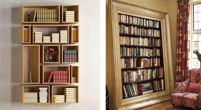 decoracao-de-estante-com-livros