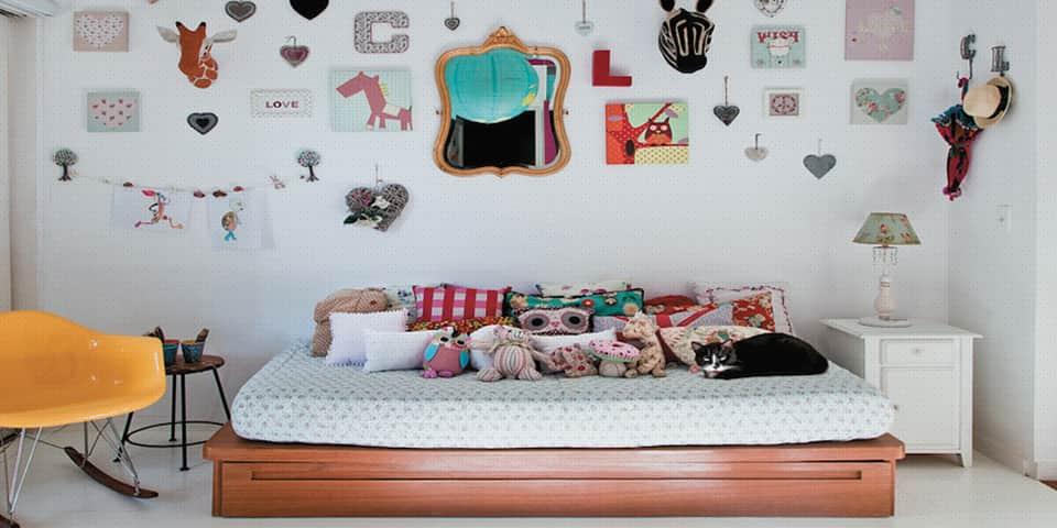 10 dicas para decorar quartos pequenos e otimizar espaço