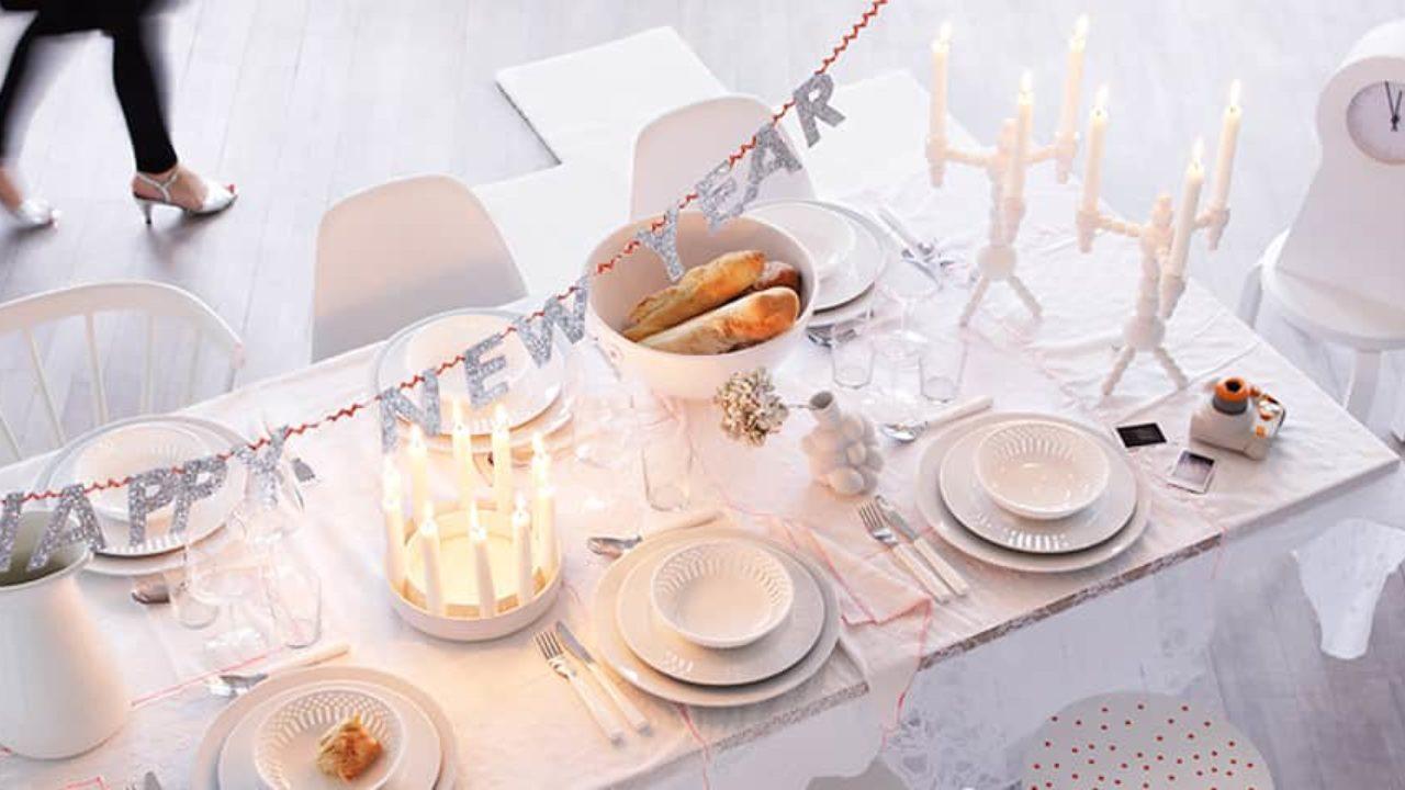 Decoração para o Ano Novo com ideias simples e baratas
