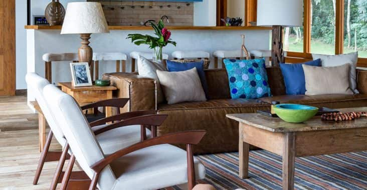 Como Integrar Moveis Rusticos No Decor