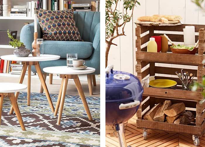 como decorar a casa para a copa desmontavel mesas