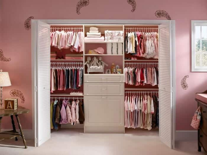 Closet em espaços pequenos armario embutido