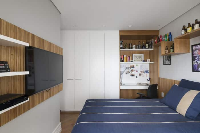 painel para tv horizontal