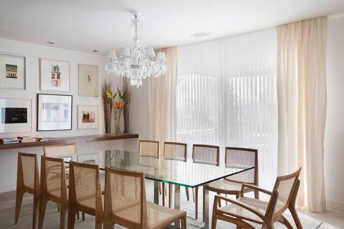 modelos de mesa de jantar Arthur Decor