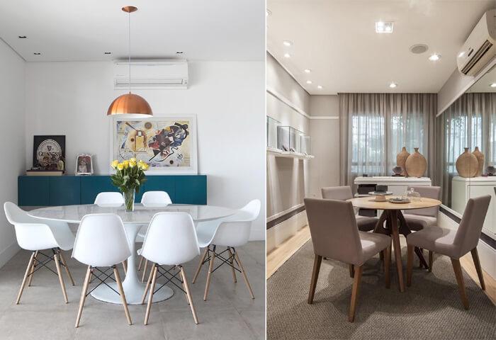 modelos de mesa de jantar Decorare Studio de Arquitetura e Urbano Studio