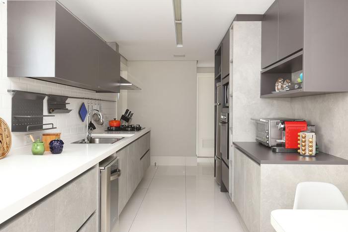 dicas para escolher armários de cozinha branco