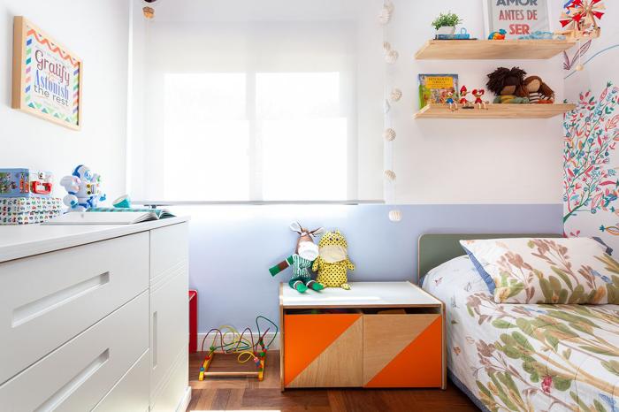 quarto de menina clean