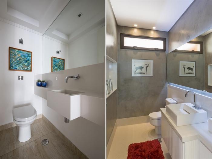 cubas e lavatórios branco