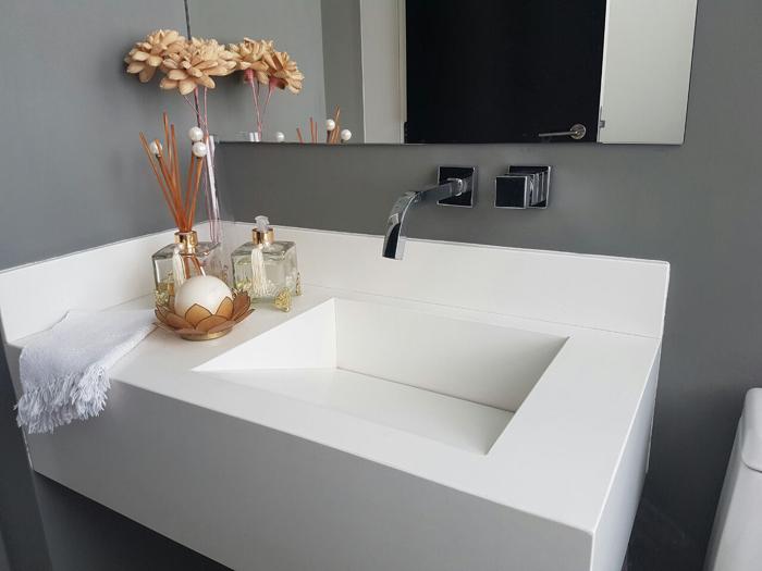 cubas e lavatórios esculpida